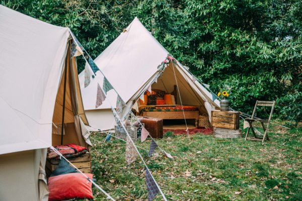 Exclusive Berry Meadow Glamping